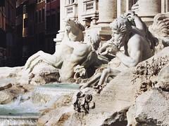 Fontana di Trevi (Aldo Capurro) Tags: roma italia trevi canons90