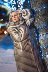 Kakotkin_com_250116_0003 (rkakotkin) Tags: winter snow cold girl night fur russia coat newyear mink tver beautifulgirls russiangirl minkcoat