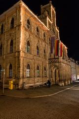 Weimar Rathaus (dronepicr) Tags: old city trip winter germany deutschland town weimar sightseeing sachsen stadt altstadt oldtown allgemein lnderstdte