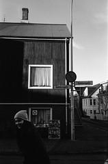 Baldursgata (alex omarsson) Tags: 35mmfilm reykjavk kodaktrix400 olympusmjuii kodakd7611 homedevelopment