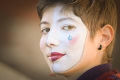Venice Carnival 2016 (Stefano Montagner - The life around me) Tags: carnival venice girl beautiful nikon colorful mask performingarts carnevale venezia d600 thelifearoundme stefanomontagner