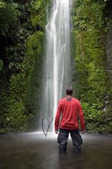 Tuteakuri River Tributary Waterfall (10m), Kaweka Forest Park, Hawkes Bay, NZ (Grumpy Eye) Tags: river nikon 14 24mm nikkor catchment d7000 tuteakuri
