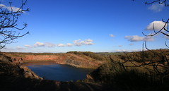 Quarry (shaunmartin366) Tags: bristol naturereserve goldenvalley quarry wick