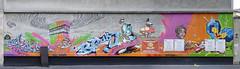 2Rode - Lazoo - Bg183 - Can2 - Nicer - Bio (Ruepestre) Tags: street streetart paris france art graffiti bio urbanexploration lazoo nicer urbain graffitis can2 bg183 2rode