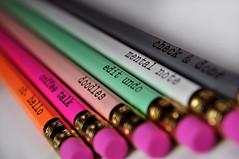 227/365 pencil (sullivanj487) Tags: stilllife white pencil nikon perspective 365 d5000