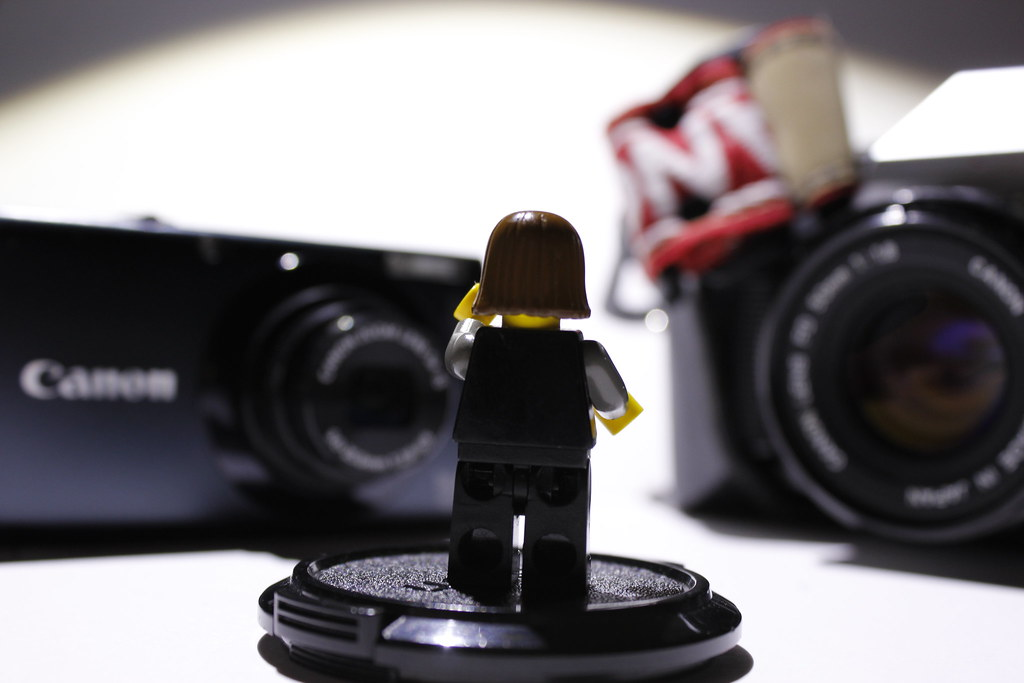 Lego Minifig Camera : The worlds best photos of minifig and powershot flickr hive mind