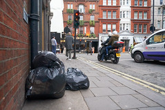 20160205-13-59-25-DSC03725 (fitzrovialitter) Tags: street england urban london westminster trash geotagged garbage fitzrovia none unitedkingdom camden soho streetphotography documentary litter bloomsbury rubbish environment mayfair westend flytipping dumping cityoflondon marylebone captureone gpicsync peterfoster westendoflondon fitzrovialitter followthisroute