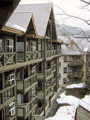 The Coast Blackcomb Suites at Whistler (Mariko Ishikawa) Tags: canada whistler hotel bc resort