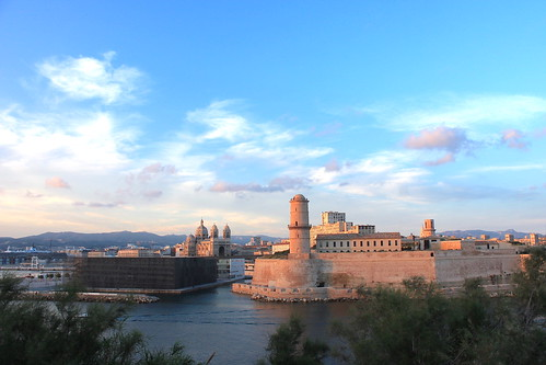 Vue Marseille© C.Chillio - CRT PACA