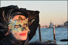 DSC_2295 (lucio 1966) Tags: costume tramonto mare campanile gondola piazza carnevale venezia paesaggi ritratto notturna sanmarco maschere sfondi volto