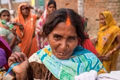 _DSF9351 (travelstreetmodel) Tags: portrait india mela bihar 2015 travelphotography naturallightportrait sonepur indiatravelphotography xt1fuji portraithinduhindu womanfuji 23mmsonepur