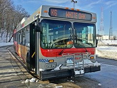 Metrobus 6024 at Fort Totten (SchuminWeb) Tags: 2005 life new white bus buses dc washington flyer oak ben metro fort district web authority january columbia line transit area service blizzard metropolitan k6 wmata whiteoak lifeline forttotten 2016 totten newflyer washingtonmetropolitanareatransitauthority snowzilla mk20 de40lf schumin schuminweb