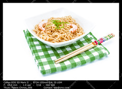 Oriental food (__Viledevil__) Tags: food white green dinner asian lunch cuisine japanese asia sauce chinese tasty shrimp bowl pasta fresh delicious thai meal chopsticks noodles spicy cloth oriental wok nutrition ingredient