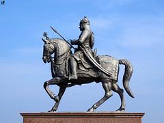 Chetak (rohangandhi19) Tags: statue memorial rajasthan udaipur hourse chetak haldighati maharanapratap sonydschx400v rohangandhiphotography