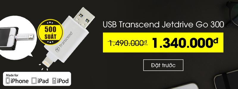 Giảm ngay 10% khi đặt USB OTG tăng dung lượng lưu trữ đến 32Gb dành riêng cho iPhone, iPad, iPod