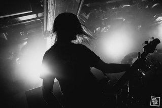 12-03-16 // Decapitated @ The Waterfront Norwich // Shot by Charlie Wallis