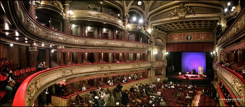 Teatro Palacio Valdés. Avilés (Principado de Asturias) España [iPhone photo]
