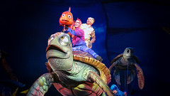 Finding Nemo the Musical (Disnoid Steve) Tags: finding nemo steve disney musical mickeymouse waltdisneyworld chavez animalkingdom wraith disnoid wraithdude disnoid69