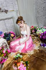 IMG_1931 (setor_rait) Tags: pink hot sexy rabbit girl sex model erotic frock