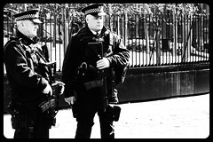 Day 82 - 22nd March 2016 - Safe (Michael J 54) Tags: london police parliament pow palaceofwestminster houseofcommons metropolitanpolice canon50mm canon700d metpol