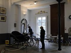 Coach house of the Van Loon museum (Joop van Meer) Tags: amsterdam keizersgracht 2016 museumvanloon