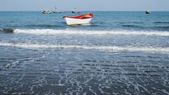 St. Martin, Bangladesh (Tutul Chowdhury/ ) Tags: sea landscape boat seaside nikon outdoor stmartin bangladesh seabeach seeshore coxsbazar taknaf nikond5100