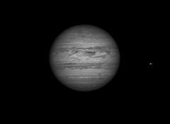 Jupiter 26th March (Ted Dobosz) Tags: ace mount aca jupiter barlow celestron basler c11 3x losmandy 1920155um
