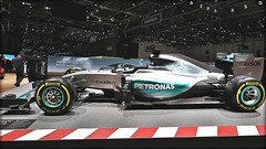 Mercedes F-1