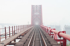 Bhairab Meghna Bridge of Train line. (amrantex160) Tags: bridge train line meghna bhairab