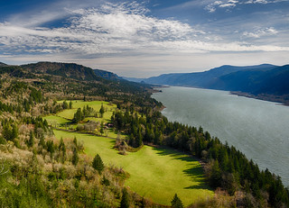 Columbia Gorge (Explored)