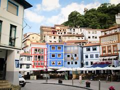 Cudillero (bsanchor) Tags: mar asturias verano casas vacaciones cudillero fachadas cantbrico