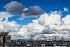 LA NUBE ENFADADA (Daniel JG) Tags: blue sky cloud squall canon landscape eos paisaje cielo enfado ungry 600d