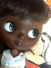 Dora Relaxes...