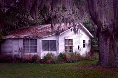 """""""The Witches' House"""" (katie.weaver) Tags: old vintage abandonded aging fallingdown fallingapart"""