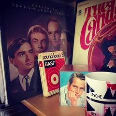 Record & Tape Closet (Christian Montone) Tags: records interior vinyl kitsch albums montone lps 8tracks vintagevinyl 8tracktapes christianmontone
