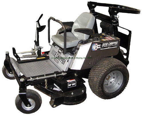 Dixie Chopper Zero Turn Mower - $7,260.00 (Sold April 24, 2015)