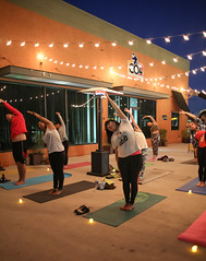 Beer Yoga Edited-10 (beerandbaking) Tags: beer yoga underground andrea craft hop mistress society culinary machuca nativesonalehouse