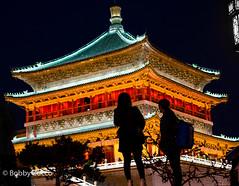 Xian bell tower (ZUCCONY) Tags: china cn xian bobby 2016 zucco xianshi shaanxisheng bobbyzucco pedrozucco