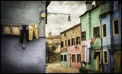 Burano..dietro le quinte.. (Raul-64) Tags: venice italy colors italia venezia burano veneto struttura