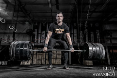 EME Crossfit 2 (Eliud92) Tags: portrait sport studio model lift retrato deporte insanity fitness gym gimnasio weight pesas crossfit