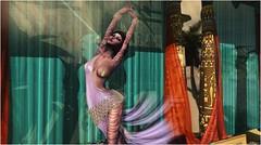 Pharaonic (Duchess Flux) Tags: egypt dancer sl secondlife soul arabesque colescorner applespice thepowderroom deviousmind fantasyfaire wasabipills otherskin