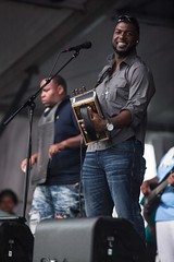 Jazz Fest -  Lil' Nathan & the Zydeco Big Timers