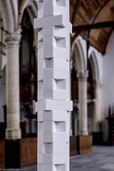 Germaine Kuip, Column Untitled, 2011-2015 (cerfon) Tags: amsterdam nederland oudekerk
