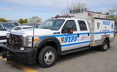 NYPD REMA SOD Open House 2016 (zamboni-man) Tags: new york city nyc usa america harbor cow boat marine aviation united n nypd states emergency medic paramedic ems emt department services unit nysp tactica