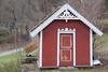 Lite rødt hus på Smedstua ved Ladestien (harald.bohn) Tags: red house norway norge wooden spring trondheim vår trehus rødt ladestien smedstua smedstuen