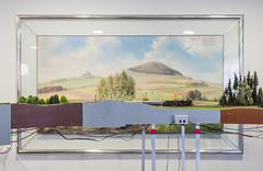 Naive Kunst (lars_uhlig) Tags: eisenbahn bild 187 modell petersberg modelrailroad hintergrund rauschenberg 2016 modellbahn modul h0 fremo modelraiway