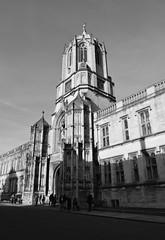 Oxford (DarloRich2009) Tags: uk christchurch england college university oxford oxforduniversity oxfordshire christchurchcollege tomtower dreamingspires universityofoxford greattom cityofoxford thecityofdreamingspires