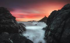Les iles sanguinaires (Corsica) (Mathulak) Tags: sea lighthouse seascape island tour corse corsica d750 ajaccio phare coucherdesoleil rochers iles sanguinaires ilessanguinaires sanguinari