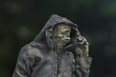 Rain (wadetaylor) Tags: rain fashion toy zombie 3a jacket zomb raincoat kitbash ashleywood toyphotography onesixth threea threeacustom