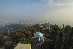 Tibidabo (Juan R. Ruiz) Tags: barcelona espaa naturaleza mountain nature canon landscapes spain europa europe views vistas montaa tibidabo barna canon60d canoneos60d